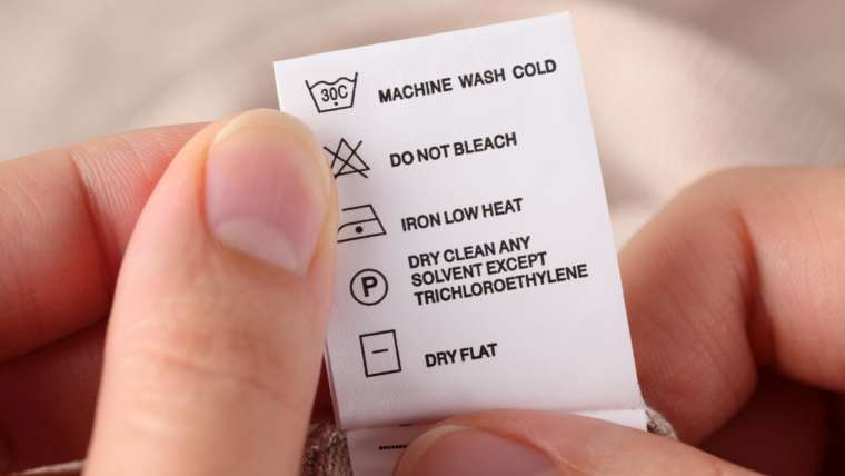 Know What Your Wash Care Symbols Mean | Alterations 10028